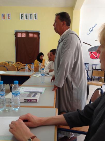 Stichting Nour begeleiding van ouders Marokko