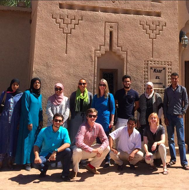 Studenten onderzoek Stichting Nour
