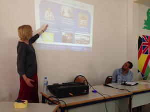 autisme Ouarzazate Marokko stichting Nour