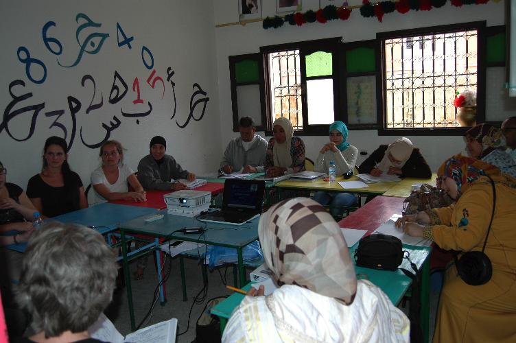 stichting Nour autisme Marokko