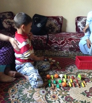 Stichting Nour kinderen met ontwikkelingsstoornissen